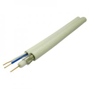 кабель для видеонаблюдения кксв  2х0.5мм.