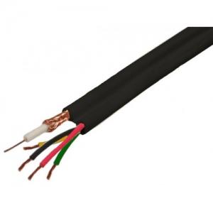 кабель для видеонаблюдения кксп 4х0.5мм.