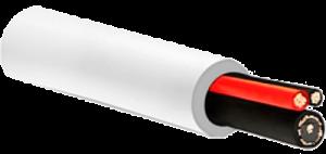 кабель для видеонаблюдения квк-в  2х0.75мм.