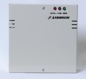 Резервный источник бесперебойного питания ИВЭПР-1250РМ-7