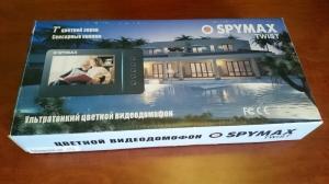 Видеодомофон Spymax TWIST