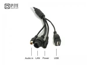 Уличная антивандальная 5Мп IP-камера IPEYE-DA5-SUNPR-2.8-12-01