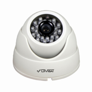 Антивандальная видеокамера DIVISAT DVC-D892 2.8 UTC Ver. 2.0
