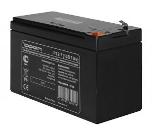 Аккумулятор 12V 7Ah.