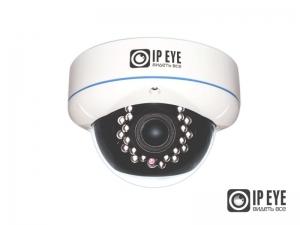 Уличная антивандальная 1,3Мп IP-камера IPEYE-DA1.3-SPR-2.8-12-01