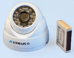 Купольная 2Мп IP-камера SPYMAX SID-2FR-P