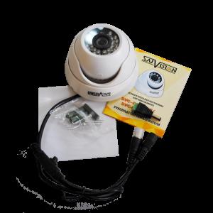 Антивандальная видеокамера Satvision SVC-D895
