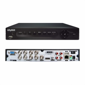 видеорегистратор satvision svr-8308 light