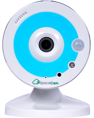SpaceCam F1 Blue