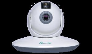Поворотная 1Мп IP-камера SpaceCam T1