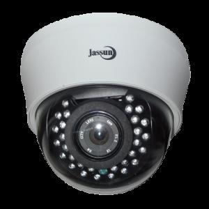 купольная видеокамера jassun jsa-dv1200ir 2.8-12mm