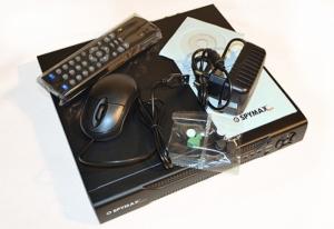 Видеорегистратор Spymax RH-2504M-GN Light