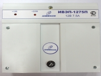 Блок питания 12 вольт ИВЭП-1275П