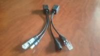 Пассивный комплект (инжектор + сплиттер) POE-002