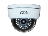 Купольная 1.3Мп IP-камера IPEYE-D1.3-SR-2.8-12-01