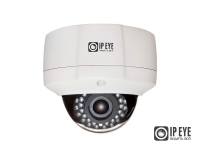 Уличная антивандальная 5Мп IP-камера IPEYE-DA5-SNPR-2.8-12-11