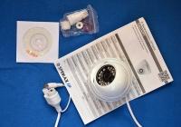 Купольная 1Мп IP-камера SPYMAX SID-1FR