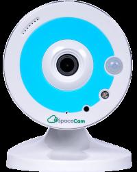 Купольная 1Мп IP-камера SpaceCam F1