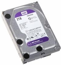 Жесткий диск для систем видеонаблюдения 2 Тб