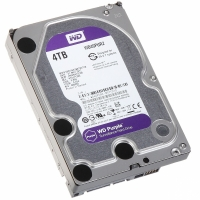 Жесткий диск для систем видеонаблюдения 4 Тб