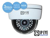 купольная 3мп ip-камера ipeye-3821