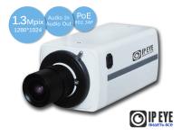 Универсальная в классическом корпусе 1,3Мп IP-камера IPEYE-3838BP